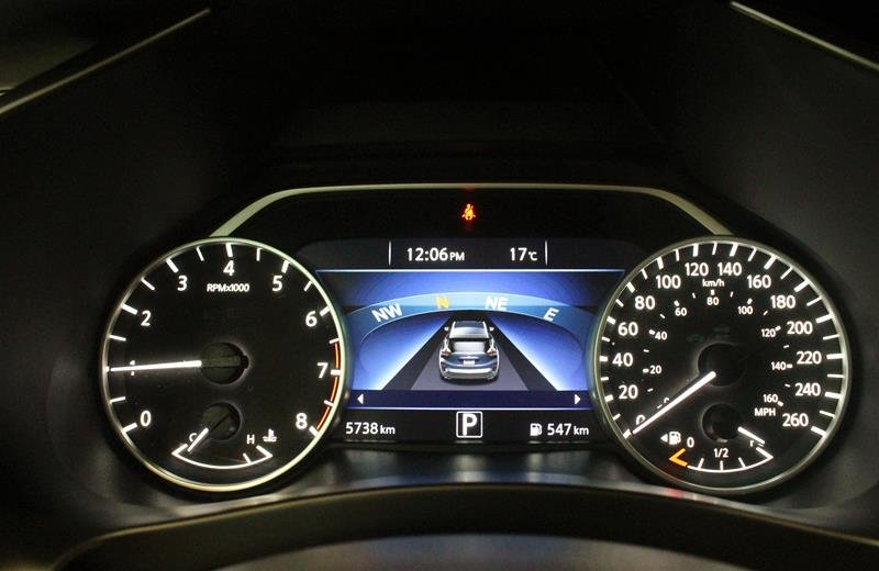 2018 Nissan Murano SV AWD CVT in Regina, Saskatchewan - 2 - w1024h768px