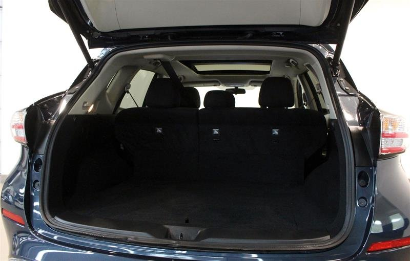 2018 Nissan Murano SV AWD CVT in Regina, Saskatchewan - 17 - w1024h768px