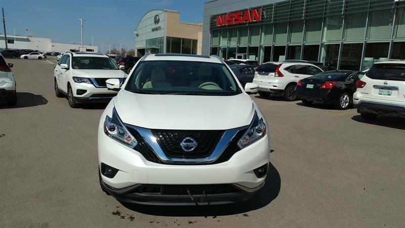 2018 Nissan Murano Platinum AWD CVT in Regina, Saskatchewan - 2 - w1024h768px