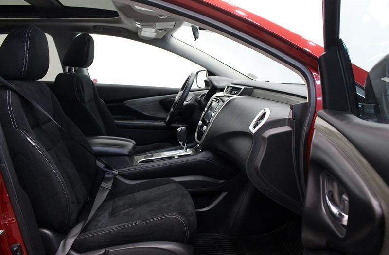 2018 Nissan Murano SV AWD CVT in Regina, Saskatchewan - 16 - w1024h768px