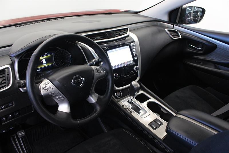 2018 Nissan Murano SV AWD CVT in Regina, Saskatchewan - 9 - w1024h768px
