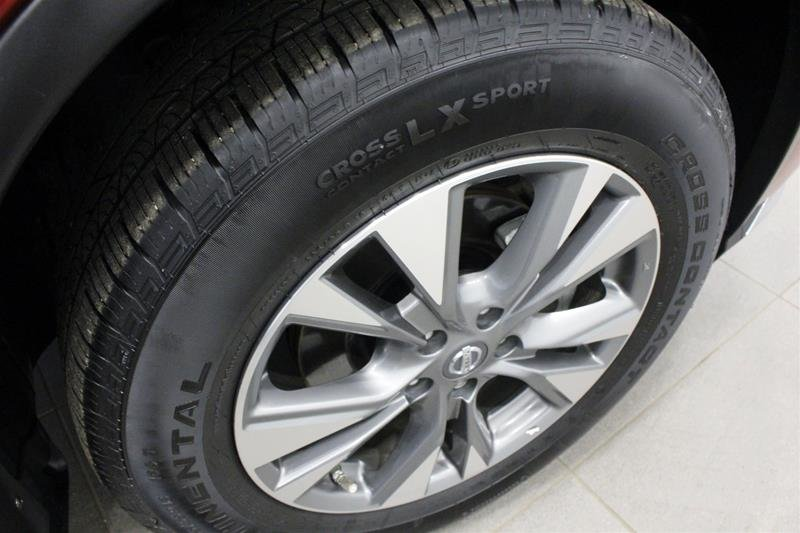 2018 Nissan Murano SV AWD CVT in Regina, Saskatchewan - 18 - w1024h768px