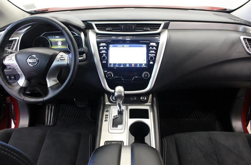 2018 Nissan Murano SV AWD CVT in Regina, Saskatchewan - 14 - w1024h768px