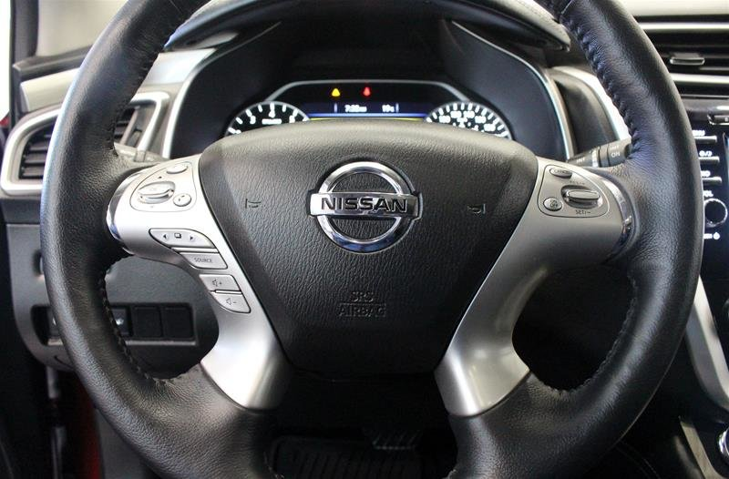 2018 Nissan Murano SV AWD CVT in Regina, Saskatchewan - 7 - w1024h768px