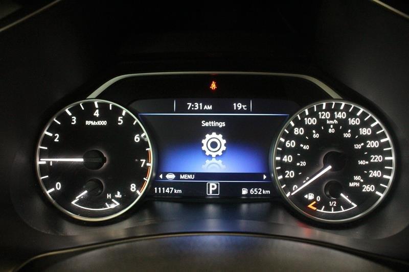 2018 Nissan Murano SV AWD CVT in Regina, Saskatchewan - 3 - w1024h768px