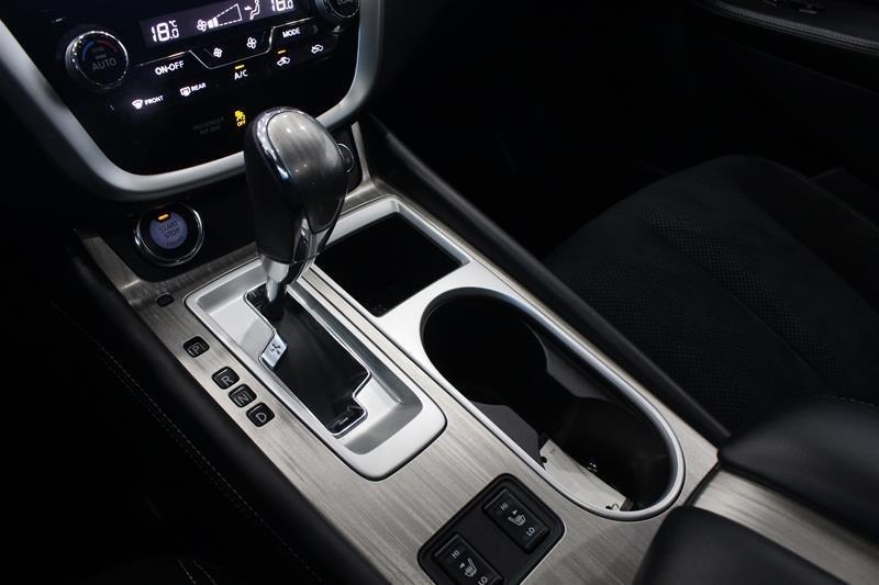 2018 Nissan Murano SV AWD CVT in Regina, Saskatchewan - 5 - w1024h768px