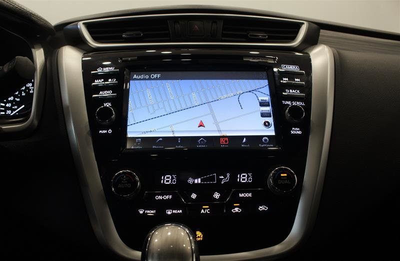 2018 Nissan Murano SV AWD CVT in Regina, Saskatchewan - 8 - w1024h768px