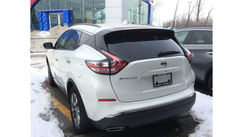 2018 Nissan Murano S FWD CVT in Mississauga, Ontario - 5 - w1024h768px