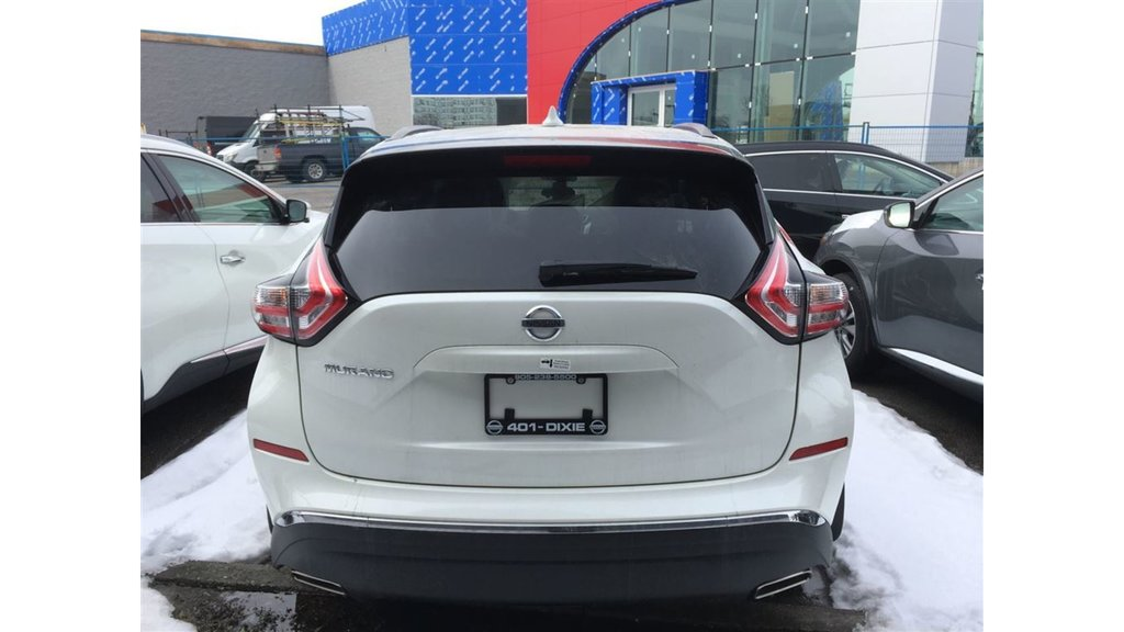 2018 Nissan Murano S FWD CVT in Mississauga, Ontario - 4 - w1024h768px