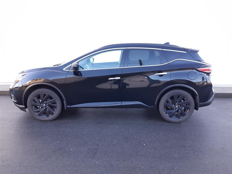 2018 Nissan Murano Midnight Edition AWD CVT in Vancouver, British Columbia - 6 - w1024h768px