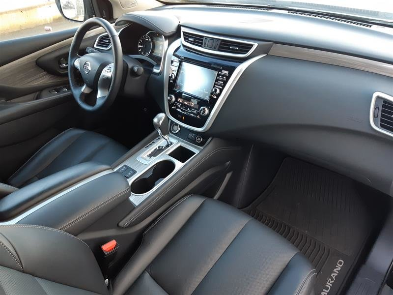 2018 Nissan Murano Midnight Edition AWD CVT in Vancouver, British Columbia - 10 - w1024h768px