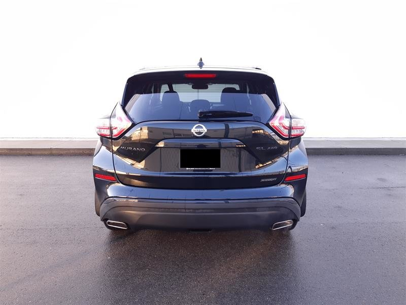 2018 Nissan Murano Midnight Edition AWD CVT in Vancouver, British Columbia - 4 - w1024h768px