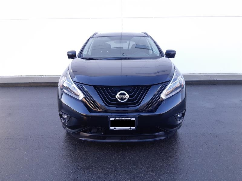 2018 Nissan Murano Midnight Edition AWD CVT in Vancouver, British Columbia - 3 - w1024h768px