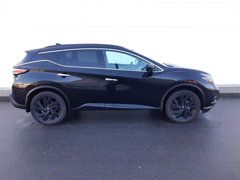 2018 Nissan Murano Midnight Edition AWD CVT in Vancouver, British Columbia - 7 - w1024h768px