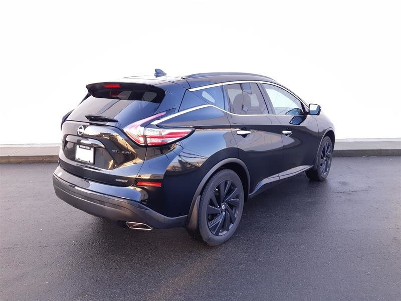 2018 Nissan Murano Midnight Edition AWD CVT in Vancouver, British Columbia - 5 - w1024h768px