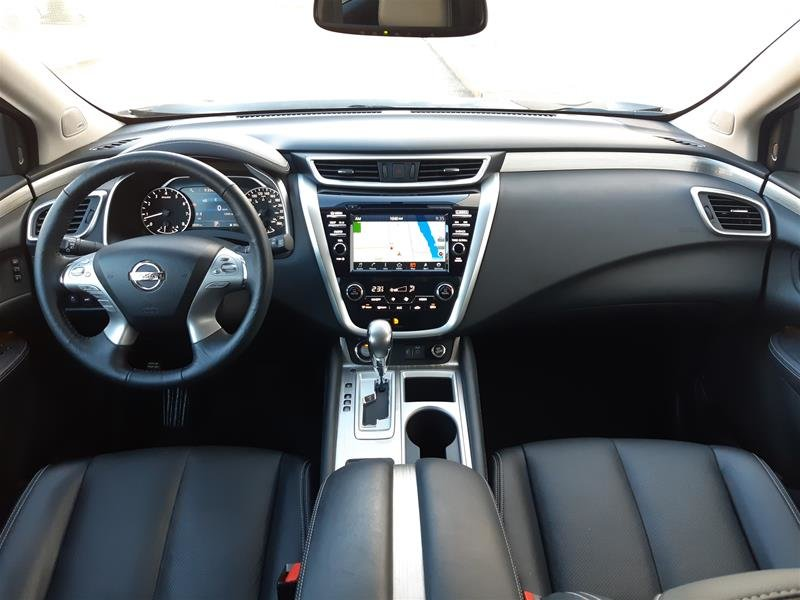 2018 Nissan Murano Midnight Edition AWD CVT in Vancouver, British Columbia - 9 - w1024h768px