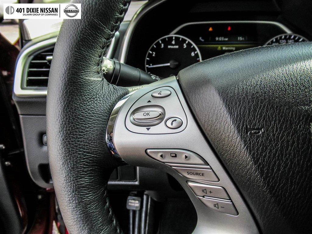 2018 Nissan Murano Platinum AWD CVT in Mississauga, Ontario - 31 - w1024h768px