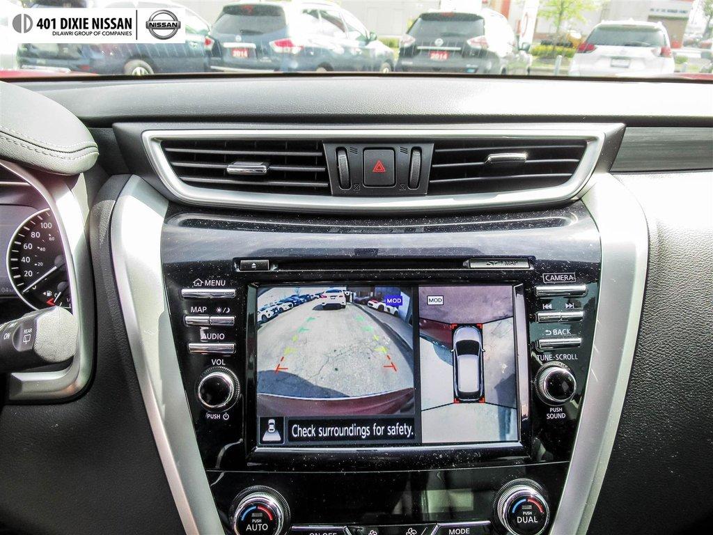 2018 Nissan Murano Platinum AWD CVT in Mississauga, Ontario - 29 - w1024h768px