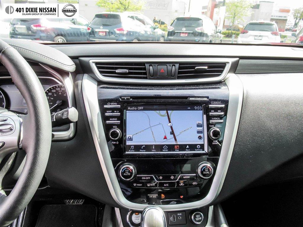 2018 Nissan Murano Platinum AWD CVT in Mississauga, Ontario - 28 - w1024h768px