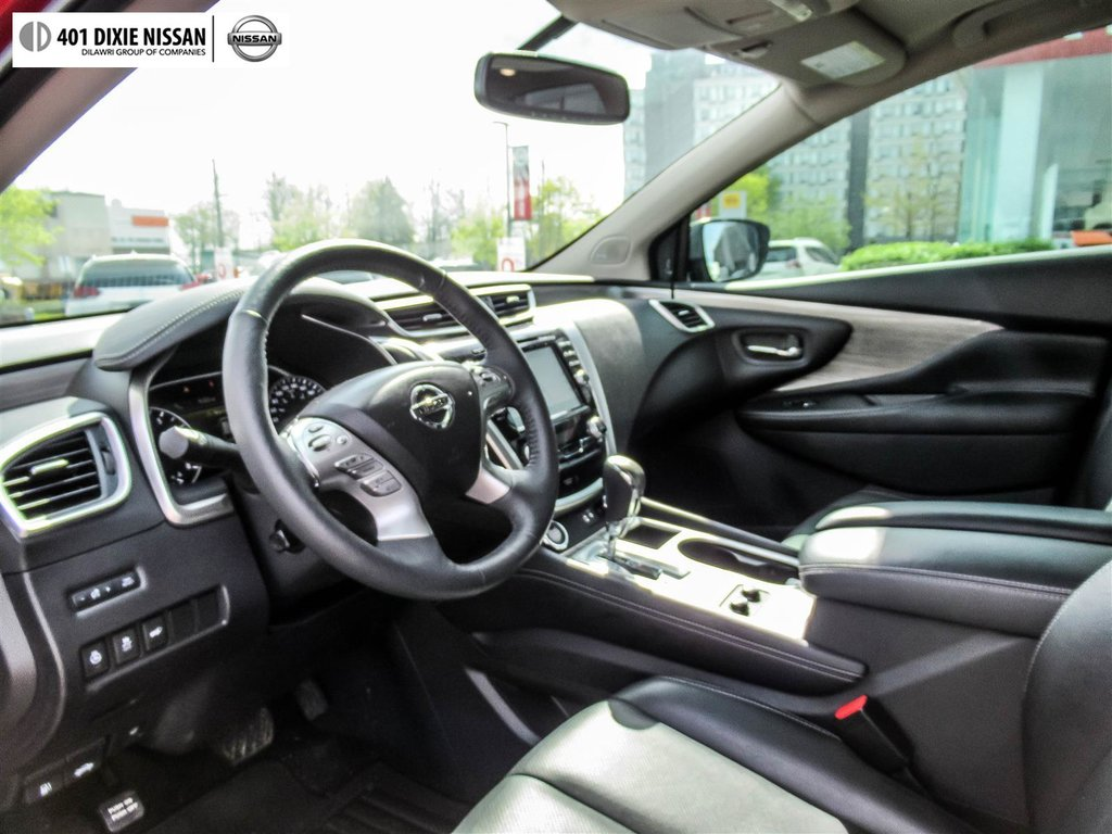 2018 Nissan Murano Platinum AWD CVT in Mississauga, Ontario - 15 - w1024h768px