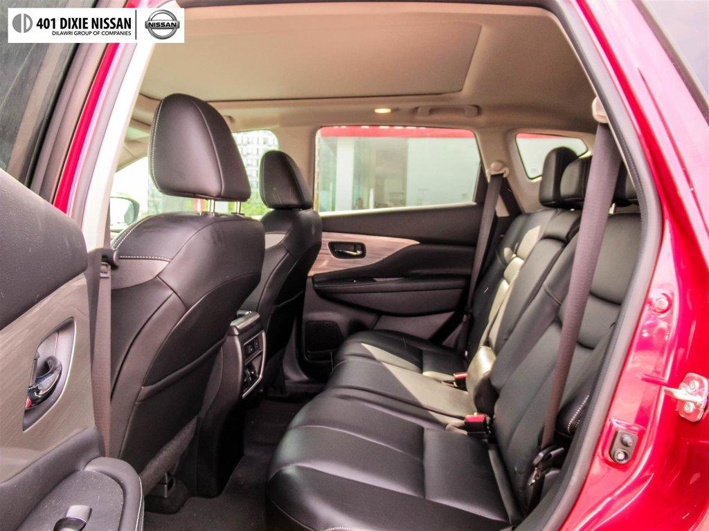 2018 Nissan Murano Platinum AWD CVT in Mississauga, Ontario - 17 - w1024h768px