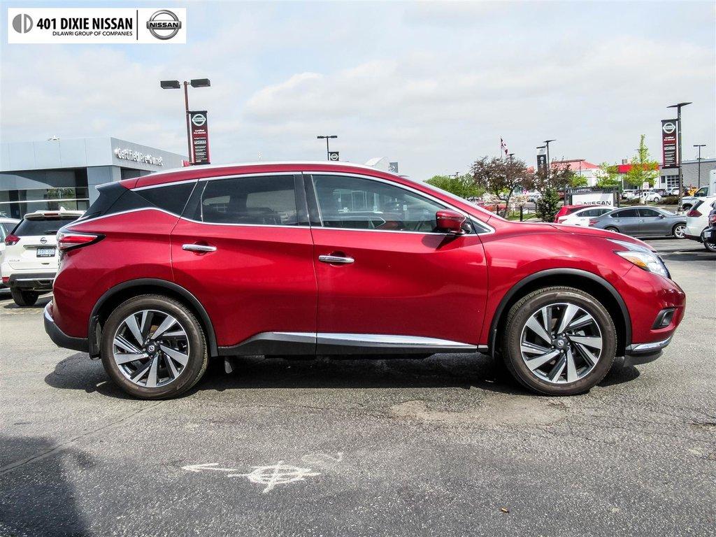 2018 Nissan Murano Platinum AWD CVT in Mississauga, Ontario - 9 - w1024h768px