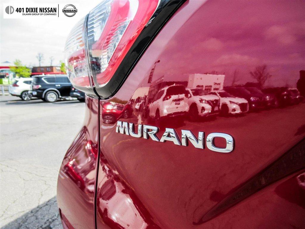 2018 Nissan Murano Platinum AWD CVT in Mississauga, Ontario - 24 - w1024h768px