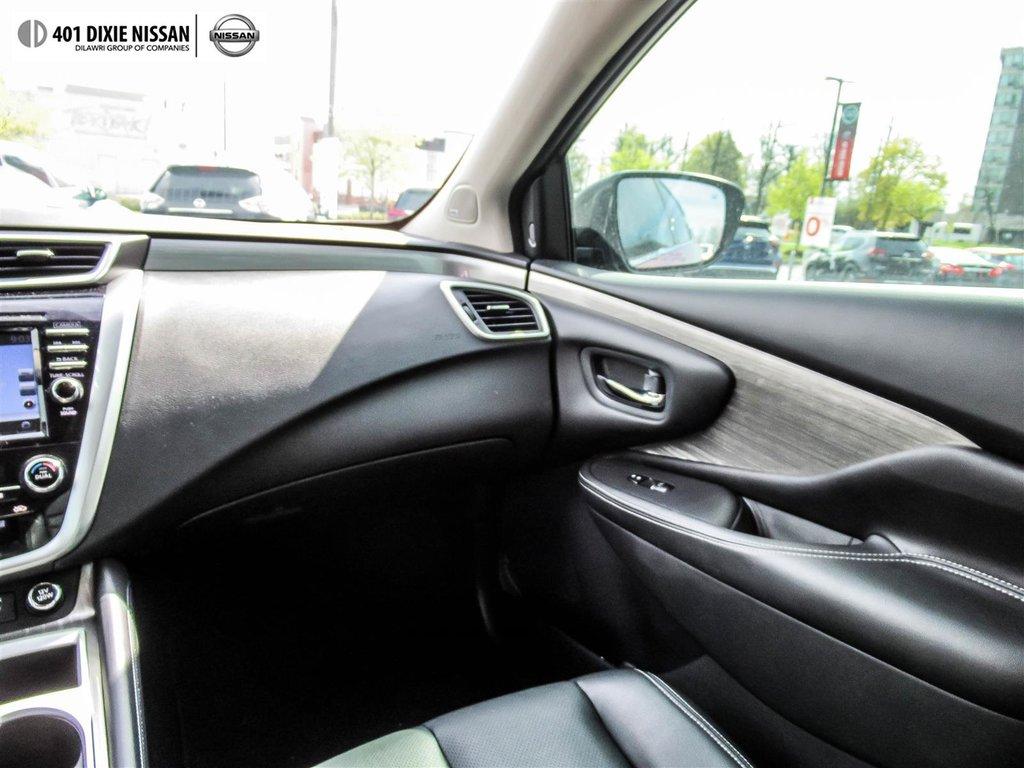 2018 Nissan Murano Platinum AWD CVT in Mississauga, Ontario - 21 - w1024h768px