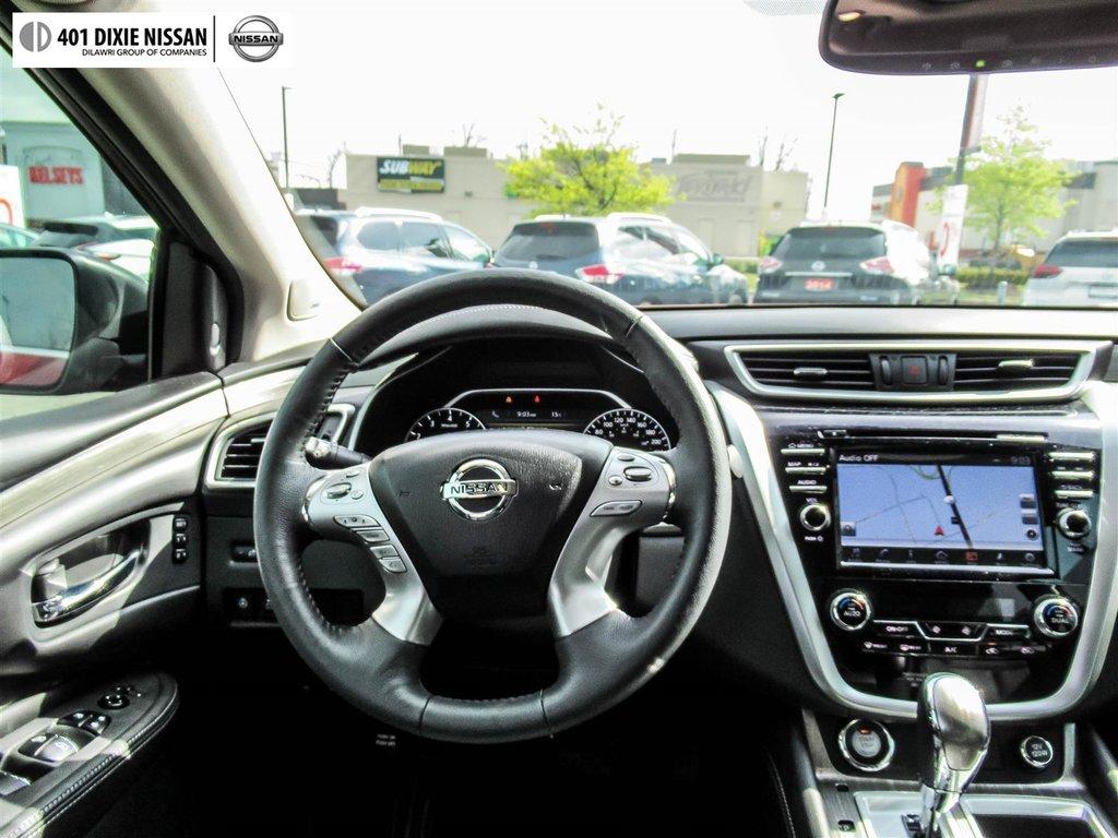 2018 Nissan Murano Platinum AWD CVT in Mississauga, Ontario - 19 - w1024h768px