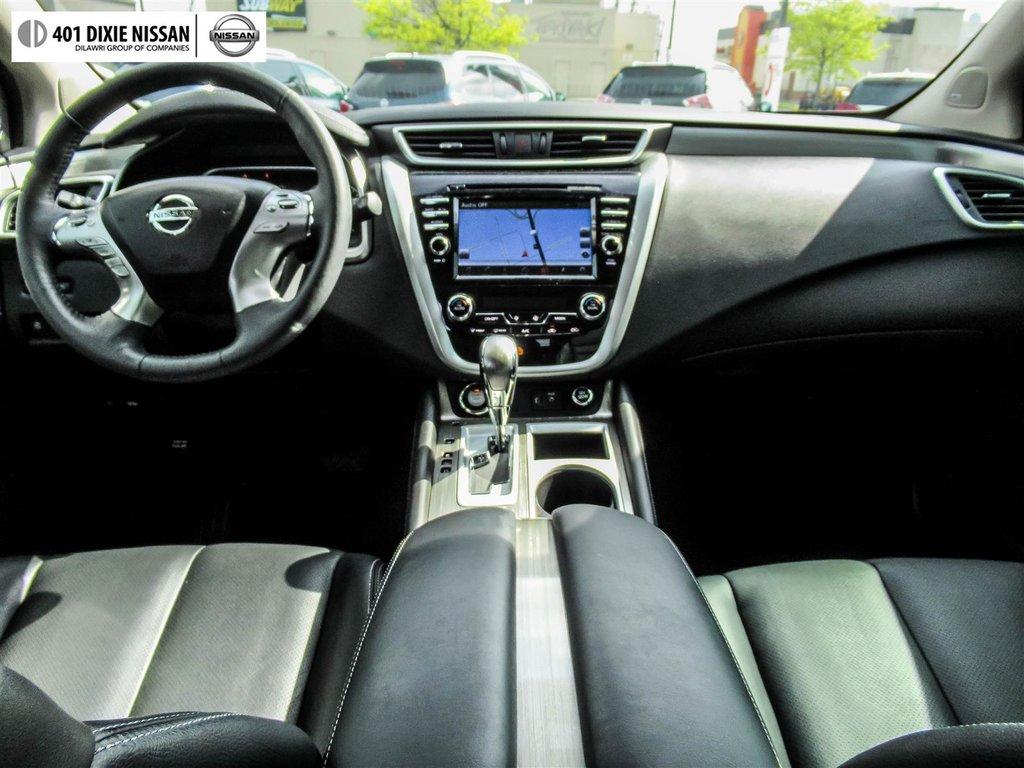 2018 Nissan Murano Platinum AWD CVT in Mississauga, Ontario - 18 - w1024h768px