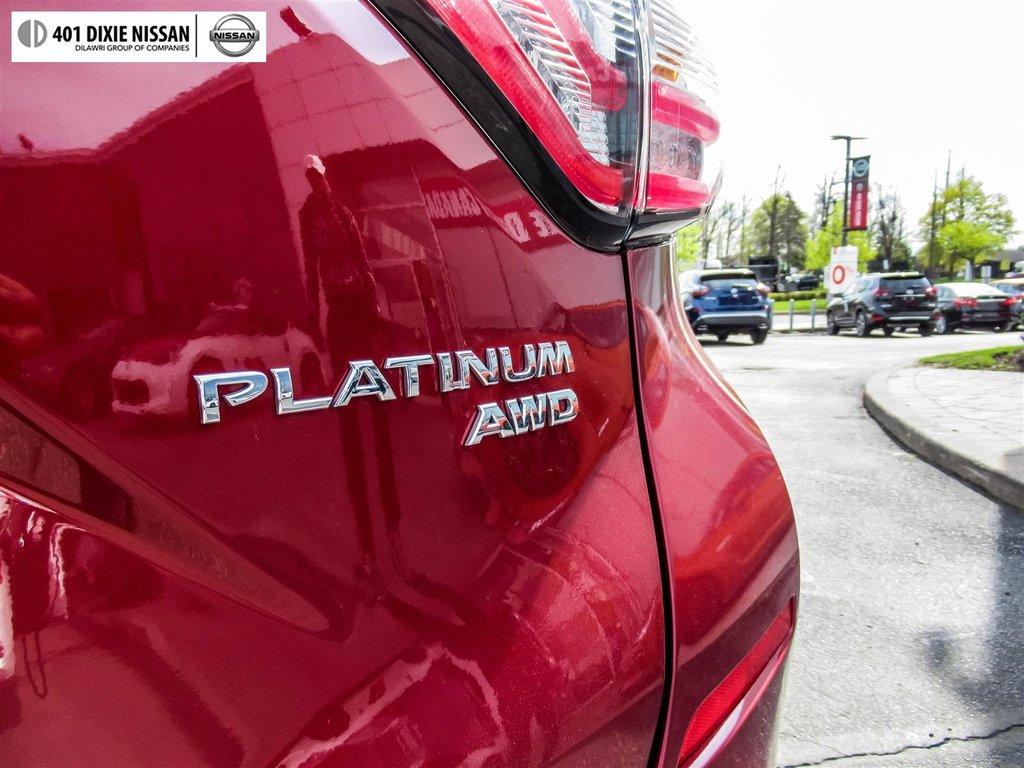 2018 Nissan Murano Platinum AWD CVT in Mississauga, Ontario - 25 - w1024h768px