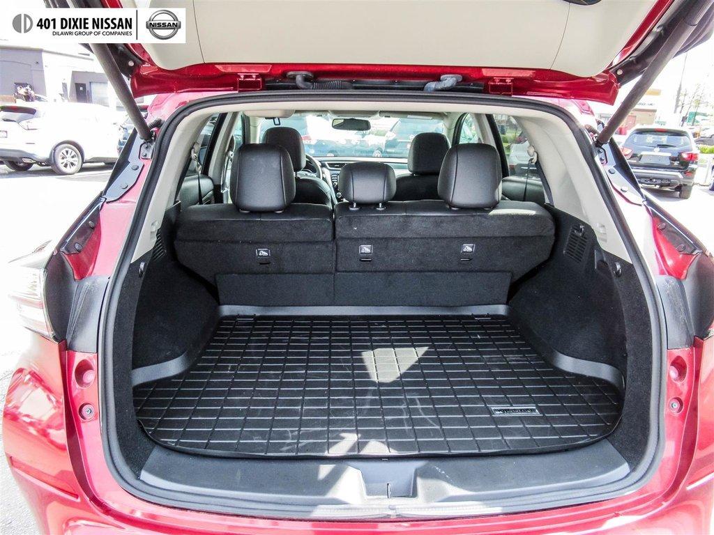 2018 Nissan Murano Platinum AWD CVT in Mississauga, Ontario - 22 - w1024h768px