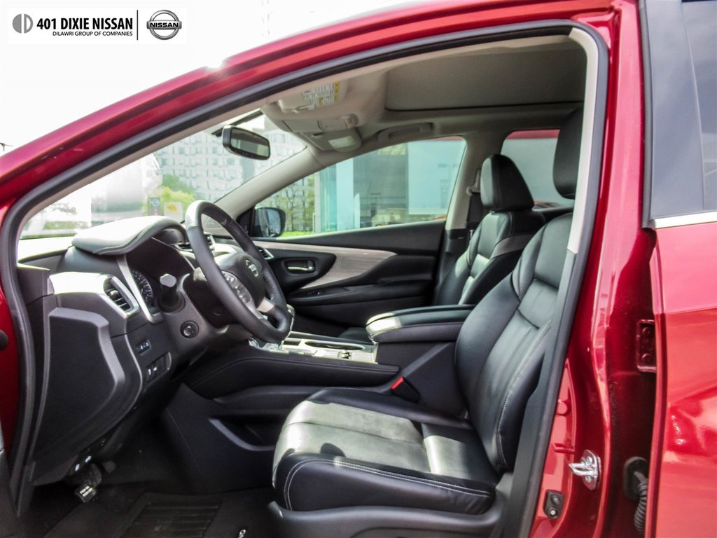 2018 Nissan Murano Platinum AWD CVT in Mississauga, Ontario - 16 - w1024h768px