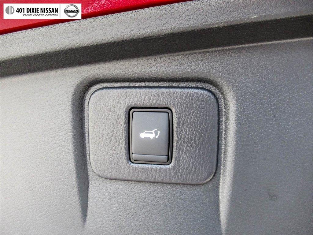 2018 Nissan Murano Platinum AWD CVT in Mississauga, Ontario - 23 - w1024h768px