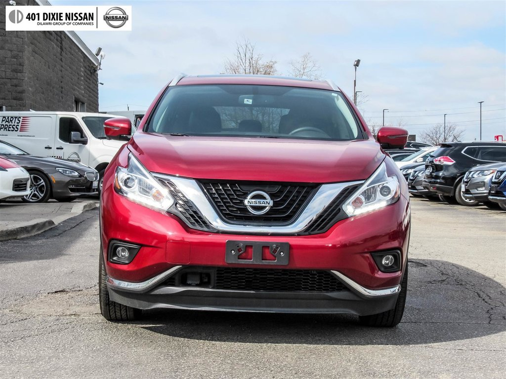 2018 Nissan Murano Platinum AWD CVT in Mississauga, Ontario - 7 - w1024h768px