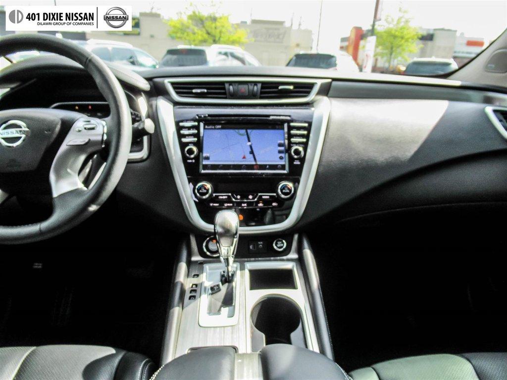 2018 Nissan Murano Platinum AWD CVT in Mississauga, Ontario - 20 - w1024h768px