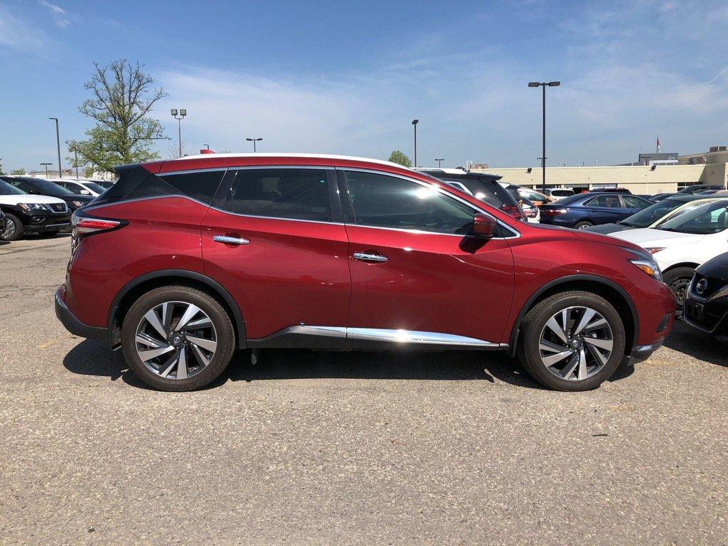 2018 Nissan Murano Platinum AWD CVT in Mississauga, Ontario - 2 - w1024h768px