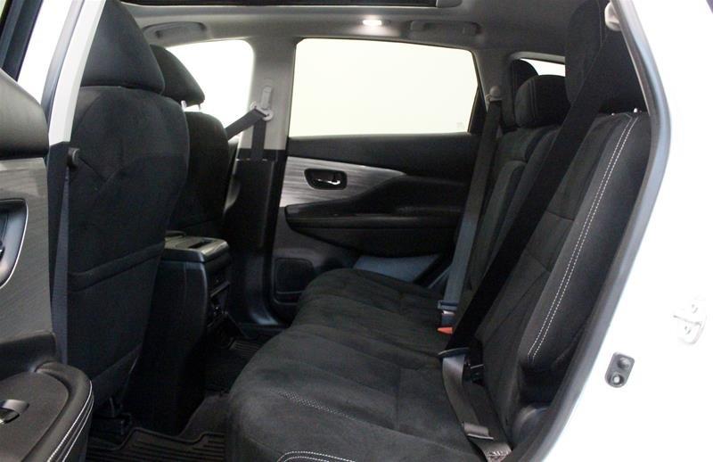 2018 Nissan Murano SV AWD CVT in Regina, Saskatchewan - 12 - w1024h768px