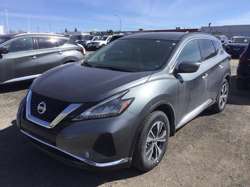 2019 Nissan Murano S FWD CVT in Regina, Saskatchewan - 1 - w1024h768px