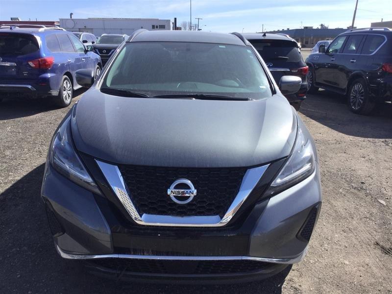 2019 Nissan Murano S FWD CVT in Regina, Saskatchewan - 2 - w1024h768px