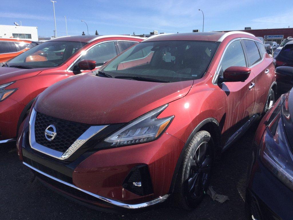 2019 Nissan Murano Platinum AWD CVT in Regina, Saskatchewan - 1 - w1024h768px