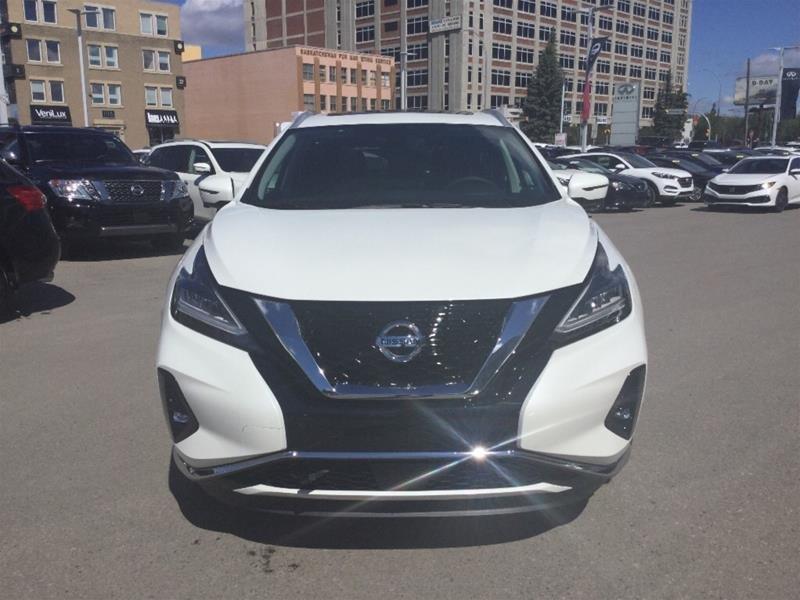 2019 Nissan Murano Platinum AWD CVT in Regina, Saskatchewan - 2 - w1024h768px