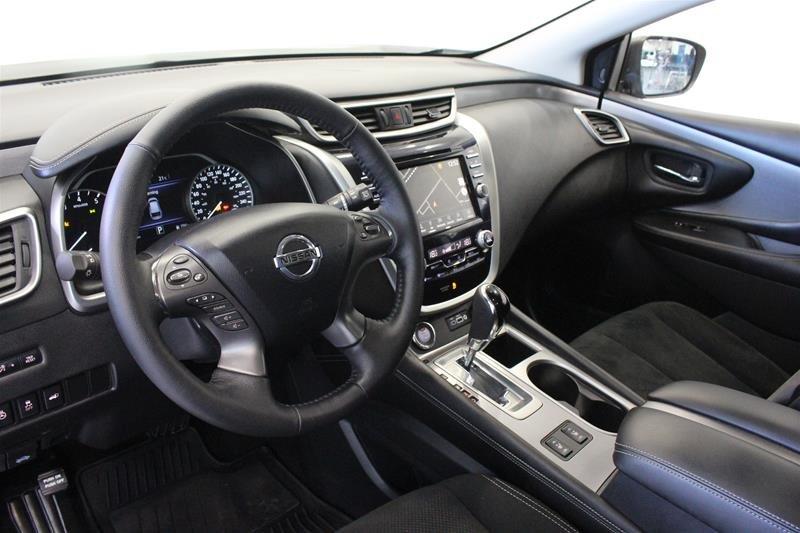 2019 Nissan Murano SV AWD CVT in Regina, Saskatchewan - 9 - w1024h768px