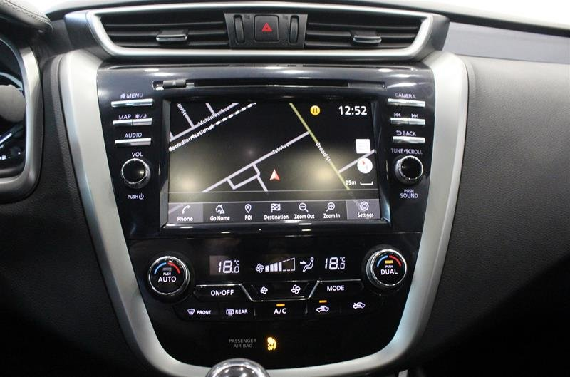 2019 Nissan Murano SV AWD CVT in Regina, Saskatchewan - 7 - w1024h768px