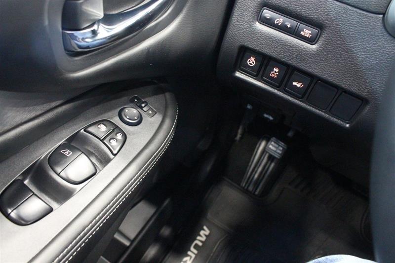 2019 Nissan Murano SV AWD CVT in Regina, Saskatchewan - 3 - w1024h768px