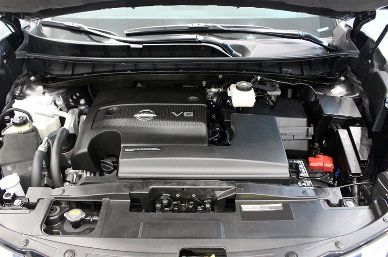 2019 Nissan Murano SV AWD CVT in Regina, Saskatchewan - 19 - w1024h768px