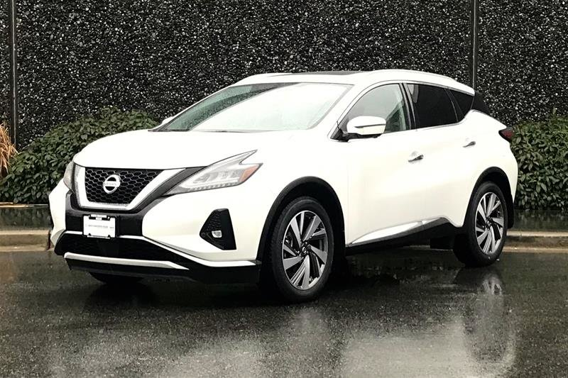 2019 Nissan Murano SL AWD CVT in North Vancouver, British Columbia - 2 - w1024h768px