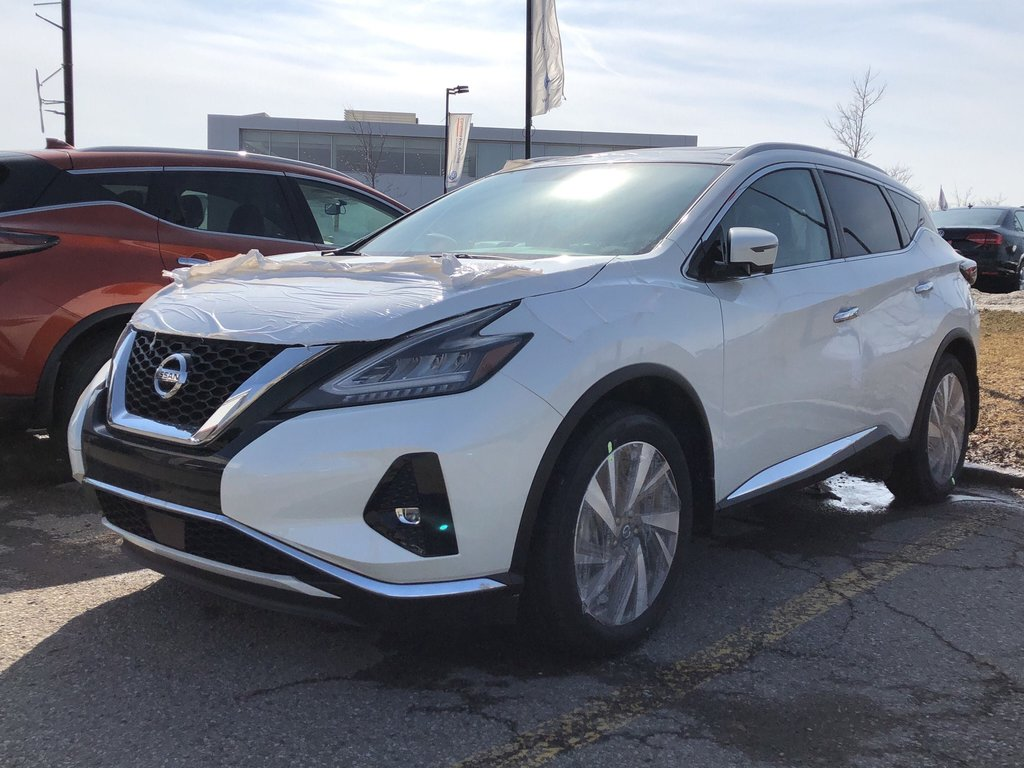 2019 Nissan Murano SL AWD CVT in Mississauga, Ontario - 1 - w1024h768px