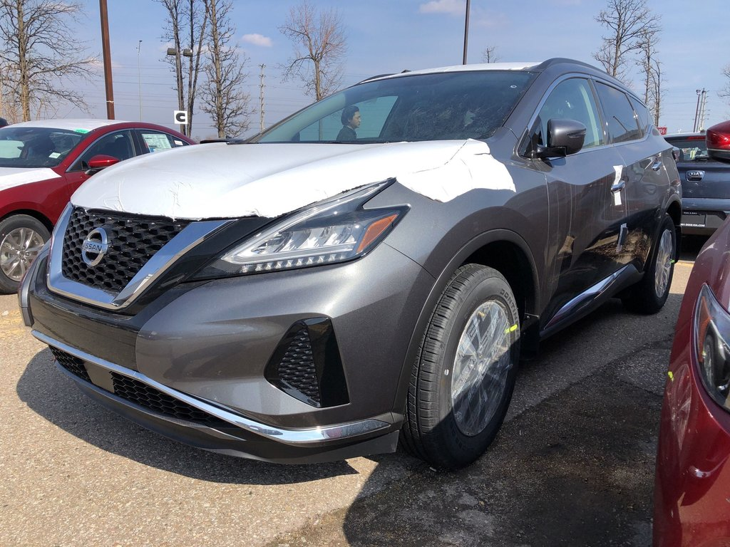 2019 Nissan Murano S FWD CVT in Mississauga, Ontario - 1 - w1024h768px