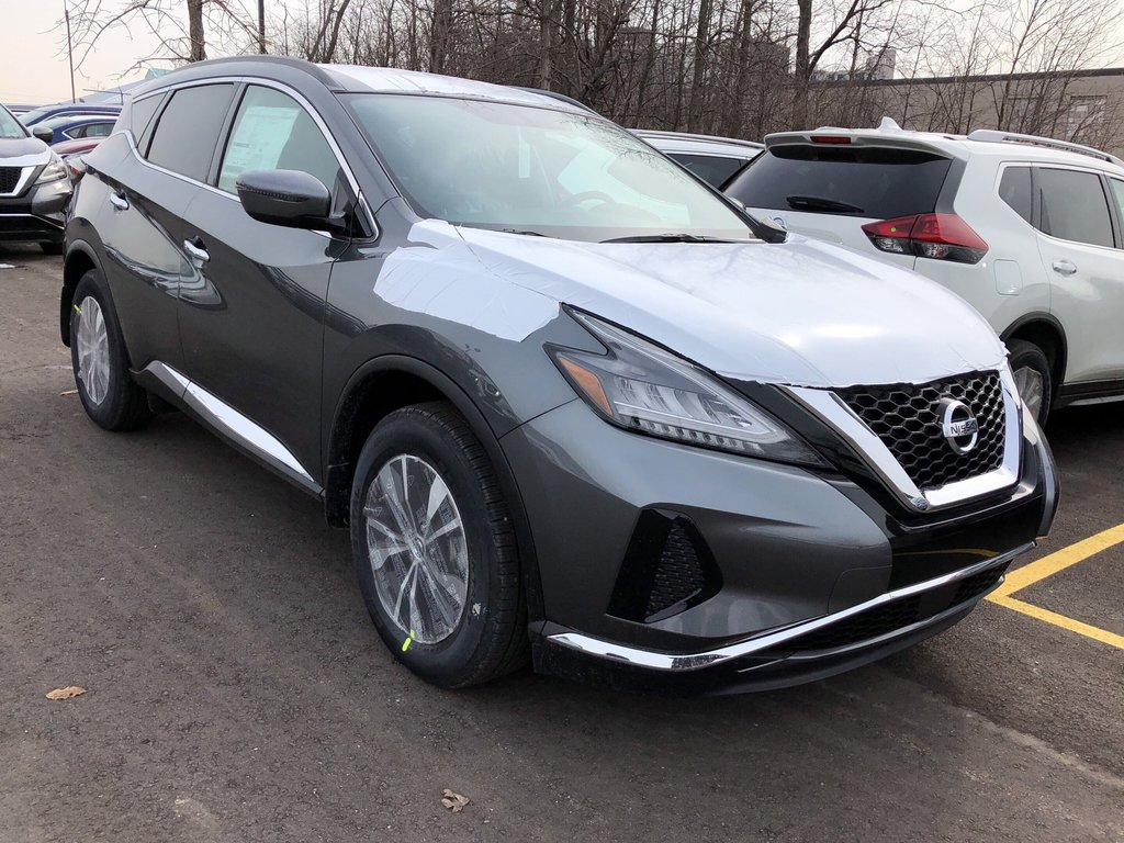 2019 Nissan Murano S FWD CVT in Mississauga, Ontario - 3 - w1024h768px